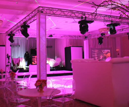 Dlux Event Entertainment Lighting